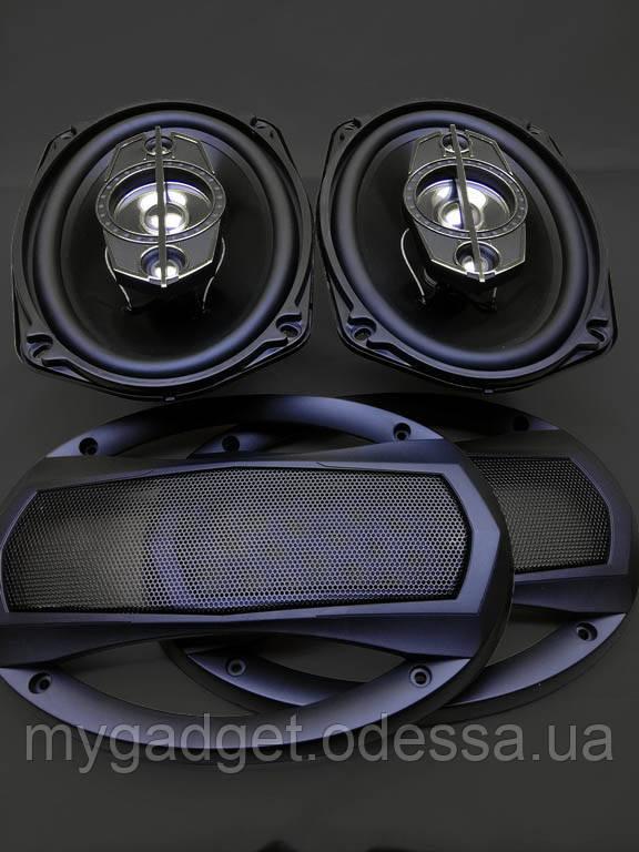 """Автоакустика FCT-6995 800W 6""""x9"""""""
