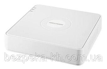 4-канальный  IP видеорегистратор с PoE Hikvision DS-7104NI-Q1/4P