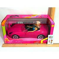Кукла DEFA 8228  в машинке, в кор-ке, 42,5-20-21см(DEFA 8228)