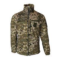 Куртка тактическая Украина флис ММ14 пиксель