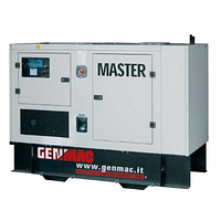 Трехфазная газовая электростанция Genmac Master G60GSA Natural Gas (64 кВа)