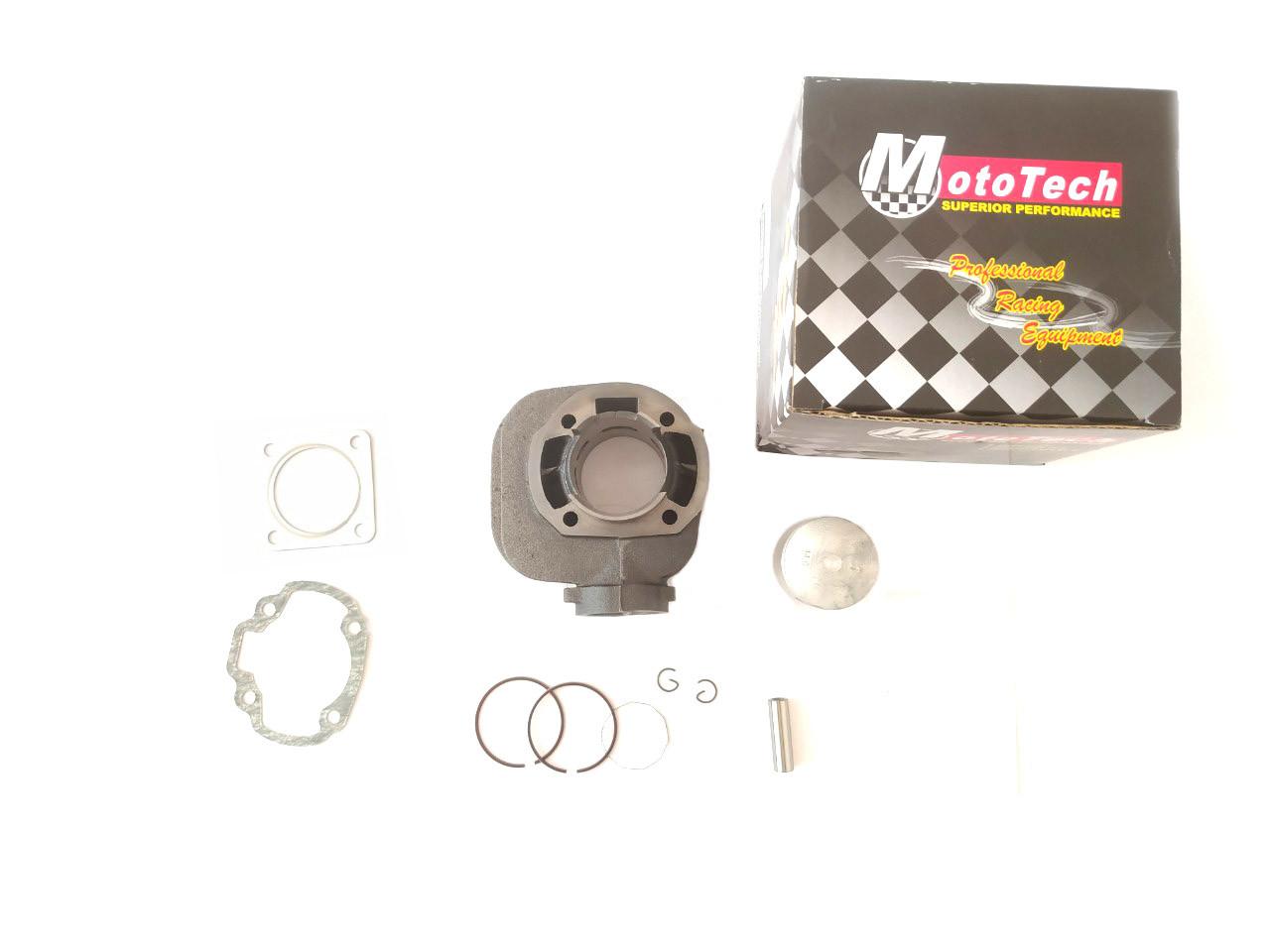 Поршневая (ЦПГ) SUZUKI LETS (41mm/49.9cc) Mototech