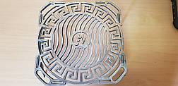 Решетка гриль круглая 400мм, фото 2