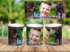 Чашка для мальчика с фото