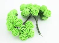 Роза латексная зеленая 1,5-2 см