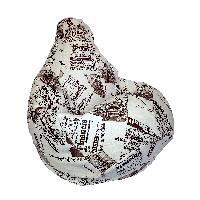 Кресло KatyPuf ЕвроДень , Размер L 100x75