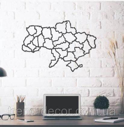 Декоративне металеве панно Україна.
