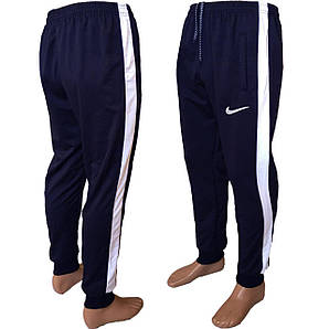 Мужские спорт штаны трикотаж