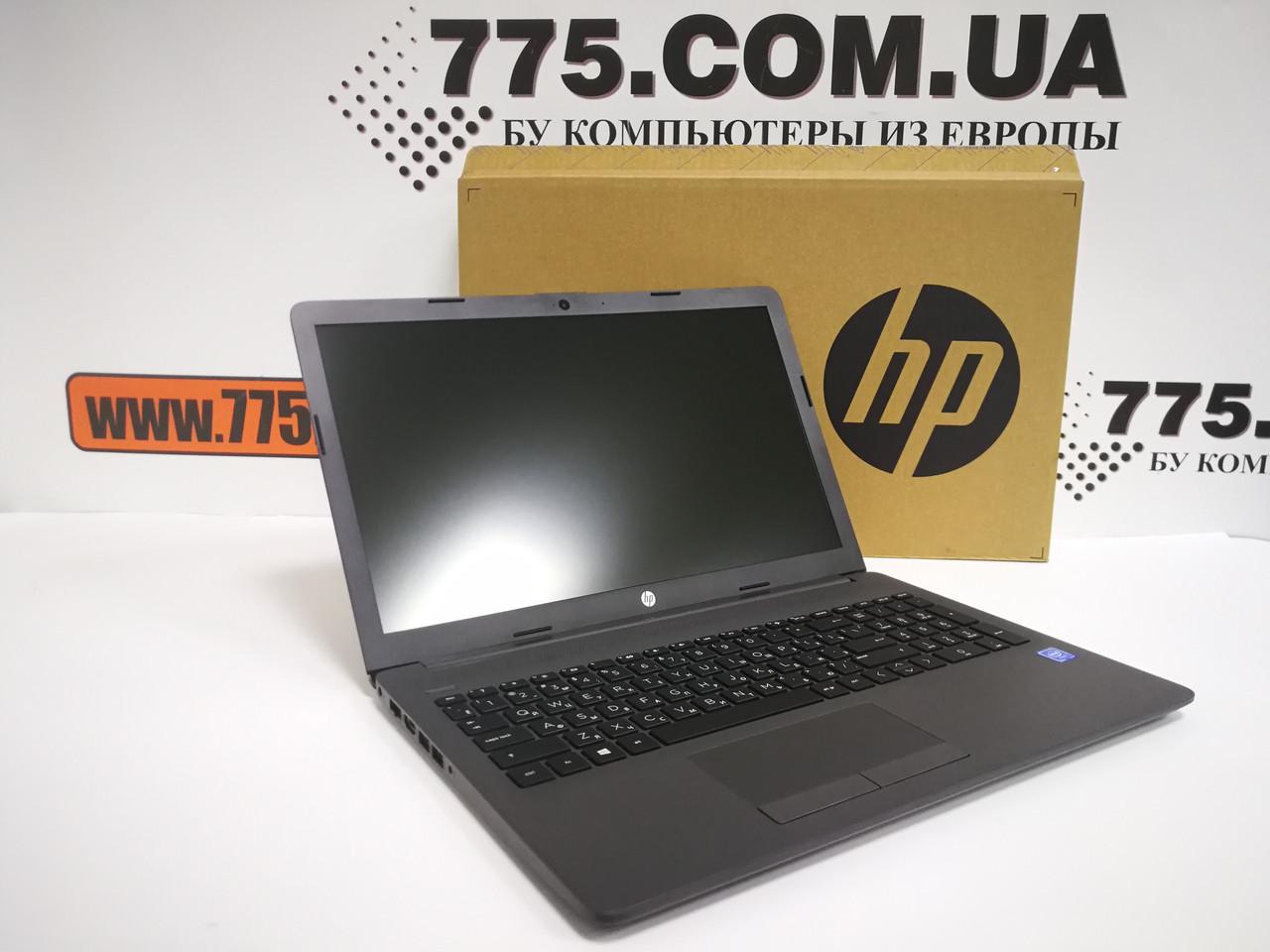 "Ноутбук HP 250 G7, 15.6"", Intel Celeron N4000 2.6GHz, RAM 4GB, SSD 128GB, Новый"