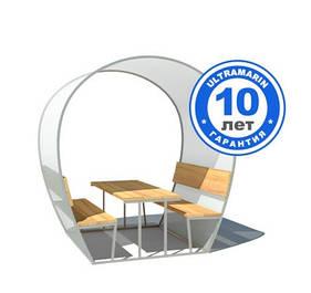 Поликарбонат сотовый Ultramarin - гарантия 10 лет