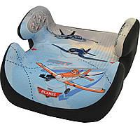 Автокресло для мальчика, бустер 25-36 кг, группа 3, Летачки