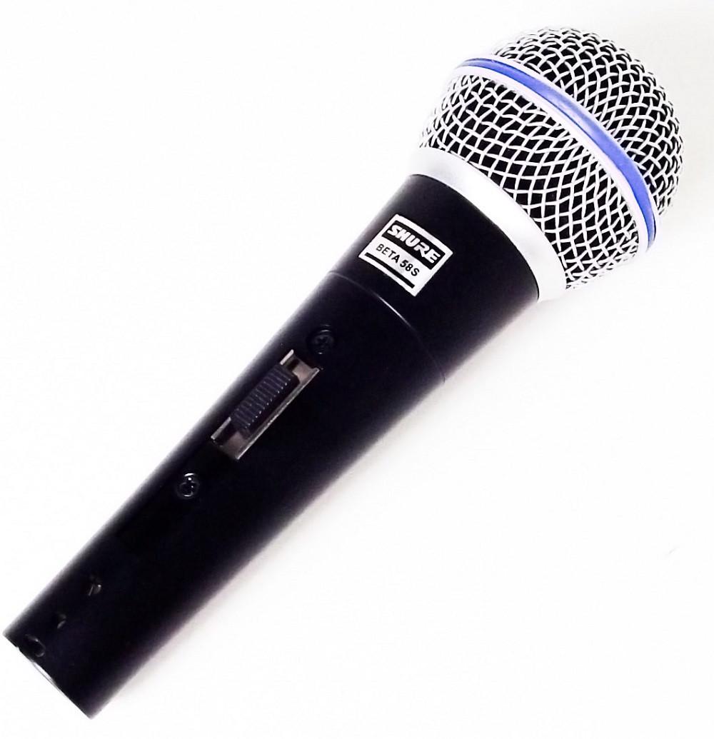 Микрофон проводной Shure DM Beta 58S