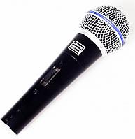 Микрофон проводной Shure DM Beta 58S, фото 1
