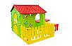 Детский садовый домик + столик + стул Mochtoys, фото 3