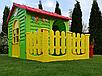 Детский садовый домик + столик + стул Mochtoys, фото 7