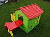 Детский садовый домик + столик + стул Mochtoys, фото 5