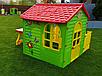 Детский садовый домик + столик + стул Mochtoys, фото 4