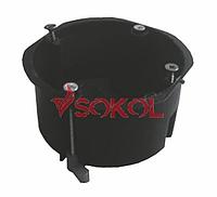 Коробка монтажная SOKOL D60 гипс (027) (100)