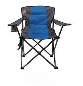 Стул туристический раскладной CampMaster Classic300 синий