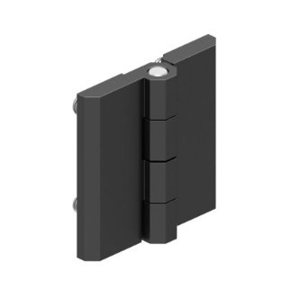 Шарнір з кріпильним болтом 318 V2.1.2, 50х50 мм, метал