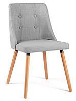 Кресло стул для кухни и бара Sofotel Quero серый (9178)