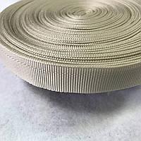 Тесьма брючна бежева, ширина 1,5 см, фото 1