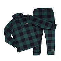 Флисовый костюм для мальчика NANO BUWP603-F19 SmokePine. Размеры 2-12.