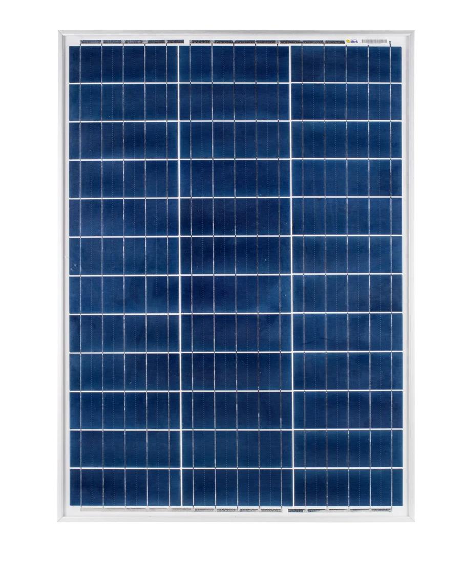 Сонячна панель Altek AKM(P) 50 полікрісталічна