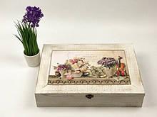 Коробка чайна