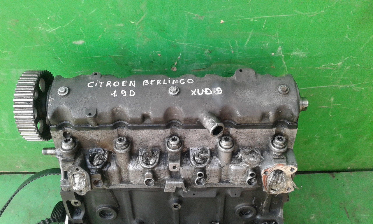 Б/у двигун для Citroen Berlingo, BX, Xsantia, Xsara, Peugeot 305, 306, 309, 405, Expert, Partner, Fiat Scud