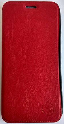 "Чохол-книжка ''Dragon Standart"" Xiaomi Redmi Note 8 червоний, фото 2"