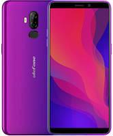 Смартфон UleFone Power 3L 2/16Gb purple, 6350mAh, 8+5/2Мп, 2sim, экран 6'' IPS, 4 ядра, 4G (LTE), фото 1