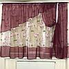 Модные шторы и занавески для кухни, фото 3