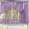 Модные шторы и занавески для кухни, фото 4