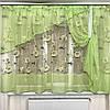 Модные шторы и занавески для кухни, фото 5