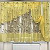 Модные шторы и занавески для кухни, фото 6