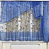 Модные шторы и занавески для кухни, фото 7