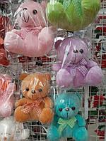 Мягкая игрушка велюровый Мишка 24 см. ., фото 1