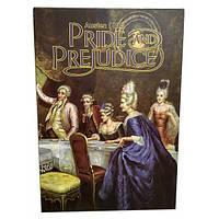 """Книга- сейф """"Pride and prejudice"""" (22х15х5,5 см) ( 32040A)"""