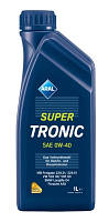 Моторное синтетическое масло ARAL(арал)SuperTronic (Low SAPS) 0W-40 1л