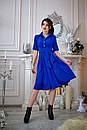 Платье с расклешенной юбкой 555, фото 8