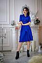 Платье с расклешенной юбкой 555, фото 10