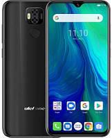 Смартфон UleFone Power 6 4/64Gb Black, 6350mAh, 16+2/16Мп, 2sim, экран 6.3'' IPS, 8 ядер, 4G (LTE)