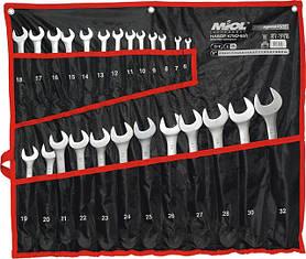 Наборы комбинированных ключей