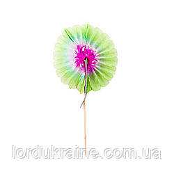 RIOBA Пика декоративная Цветок 7 см SS-7