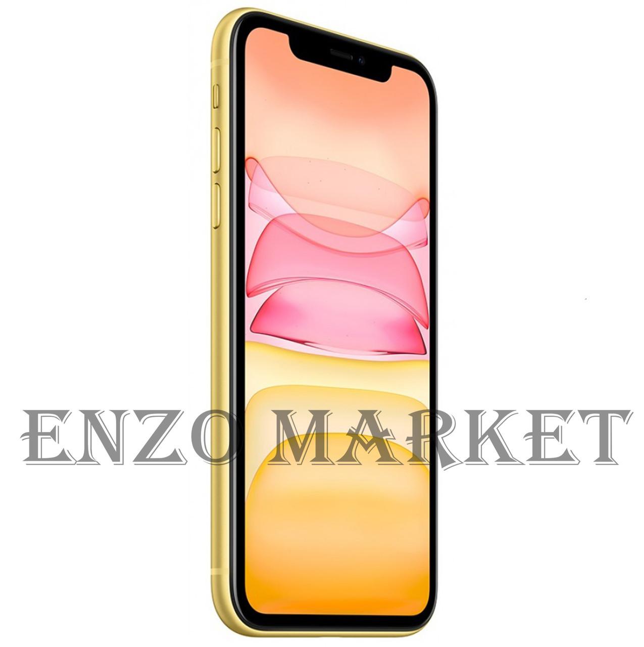 IPhone 11 256GB Yellow Slim Box