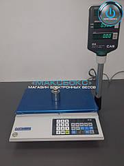 Весы торговые CAS AP-M 15 кг