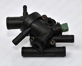 Термостат охолоджуючої рідини з корпусом на Renault Kangoo 1997->2008 1.9 D + 1.9 dTi - STC (Іспанія) - T403569