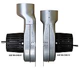 Витяжний вентилятор MplusM G2E 180-GV82-01 (340 куб. м/год), фото 4