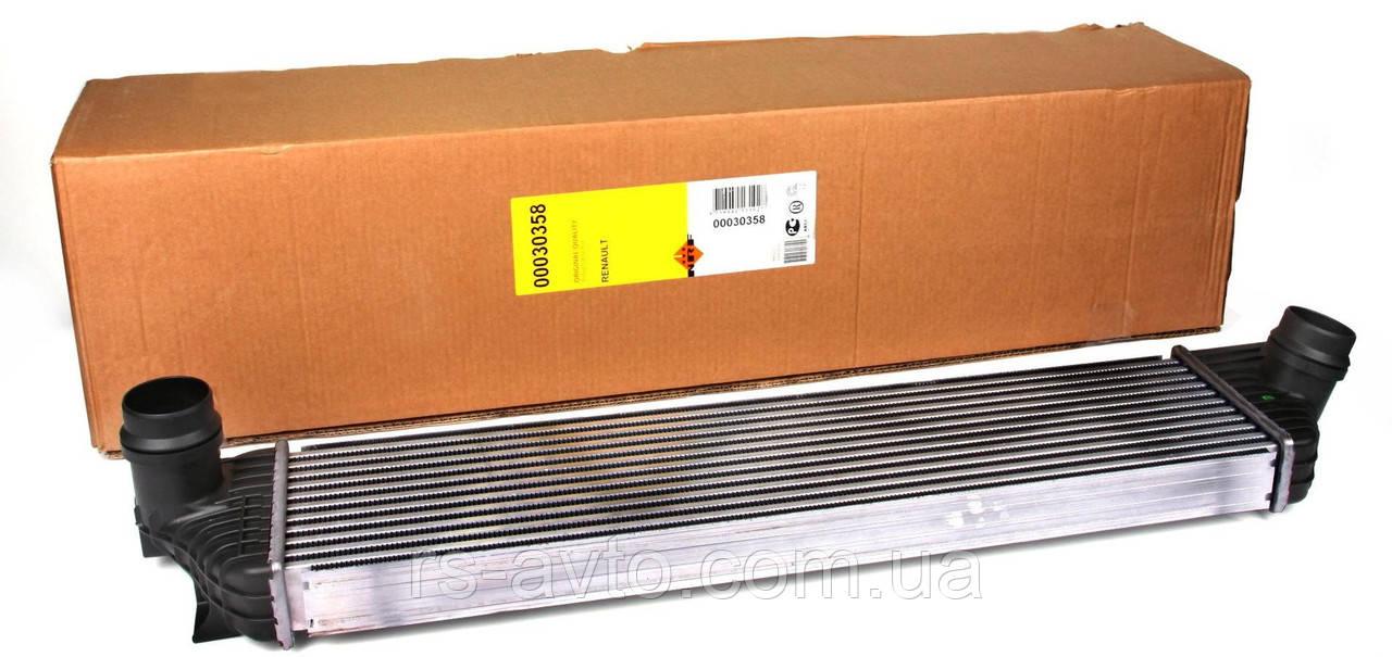 Радиатор интеркулера   OPEL  MOVANO/ Renault Master, Рено Мастер 2.3dCi 10- 30358
